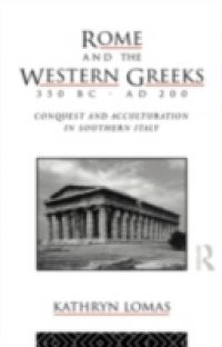 Rome and the Western Greeks, 350 BC – AD 200