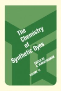 Chemistry Of Synthetic Dyes V4